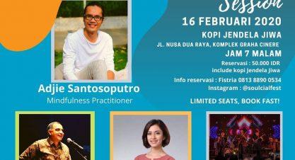 Intimate Mindfulness Session